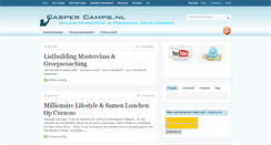 Preview of caspercamps.nl